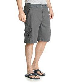 Paradise Collection® Men's Linen Blend Cargo Shorts