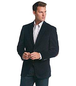 Tommy Hilfiger® Men's Navy Corduroy Sportcoat