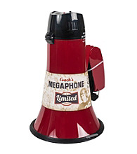 Wembley Men's Coach's Megaphone