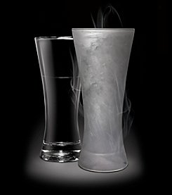 Amsterdam Home Freeze Glass® 8.5-oz. Pilsner Glass