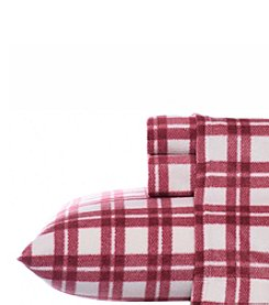Eddie Bauer® Westlake Fleece Sheet Set