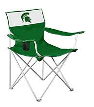 Logo Chair Michigan State Canvas Chair