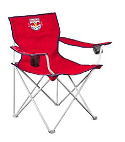 Logo Chair New York Red Bulls Deluxe Chair