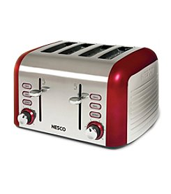 Nesco® Stainless Steel 4-Slice Toaster