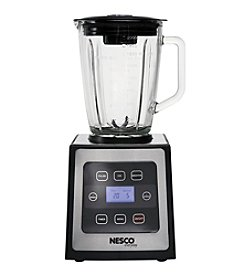 Nesco® BL-90 Stainless Steel Glass Blender with Digital Control