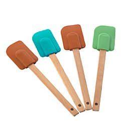 Nordic Ware® 4-pc. Large Silicone Spatula Set