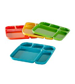 Nordic Ware® Set of Four Party Trays