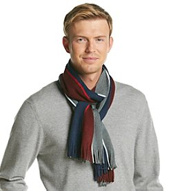 Tommy Hilfiger® Men's Vertical Stripe Scarf