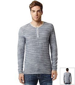 Buffalo by David Bitton Men's Crewneck Henley