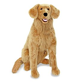 Melissa & Doug® Golden Retriever Plush
