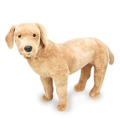 Melissa & Doug® Yellow Lab Plush