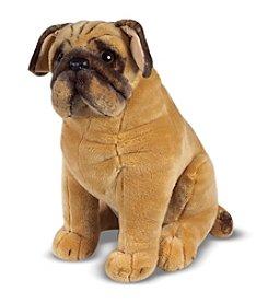 Melissa & Doug® Pug Plush