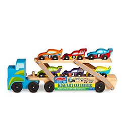 Melissa & Doug® Mega Race-Car Carrier