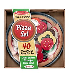 Melissa & Doug® Felt Food Pizza Set