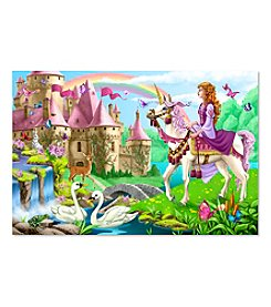 Melissa & Doug® 48-Piece Fairy Tale Castle Floor Puzzle