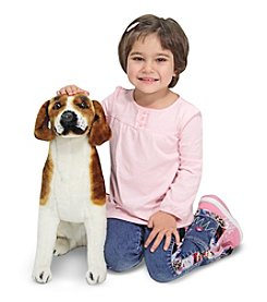 Melissa & Doug® Beagle Plush