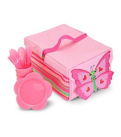 Melissa & Doug® Bella Butterfly Picnic Set