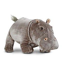 Melissa & Doug® Hippopotamus Plush