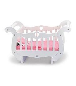 Melissa & Doug® Wooden Doll Crib