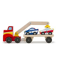 Melissa & Doug® Magnetic Car Loader