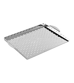 Nordic Ware® Stainless Steel Grill Topper