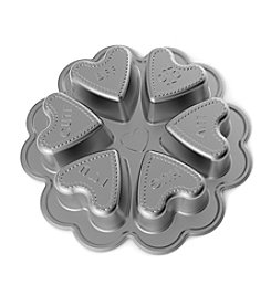 Nordic Ware® Conversation Hearts Baking Pan