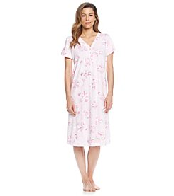 KN Karen Neuburger Sleep Gown - Floral