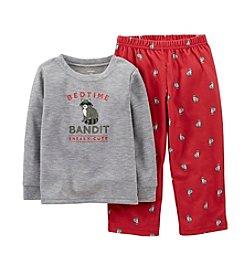 Carter's® Boys' 12M-7 2-Piece Bedtime Bandit Pajama Set