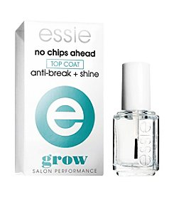 essie® No Chips Ahead Top Coat