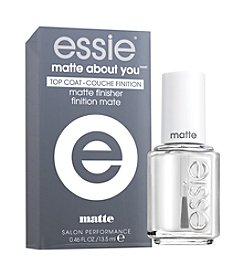 essie® Matte About You™ Top Coat