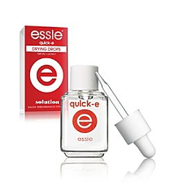 essie® Quick-E Quick Drying Drops