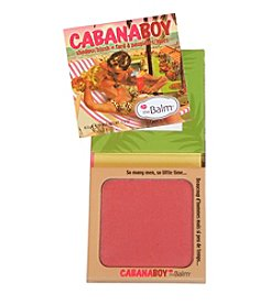 theBalm Cabana Boy Shadow/Blush