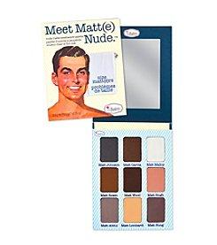 theBalm Meet Matt(e) Nude™ Eyeshadow Palette