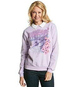 Morning Sun® Cherry Blossom Sweatshirt