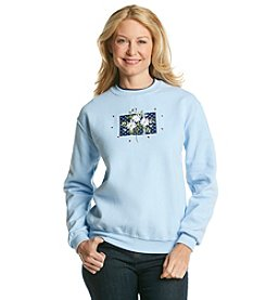 Morning Sun® Bright Ladybug Sweatshirt