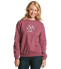 Morning Sun® Snow Drops Sweatshirt