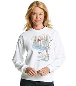 Morning Sun Winter Social Sweatshirt
