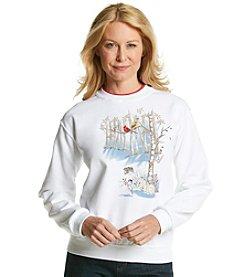 Morning Sun Winter Social Sweatshirt