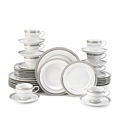 Mikasa® Platinum Crown 40-pc. Dinnerware Set