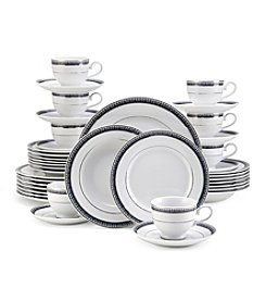 Mikasa® Platinum Crown Cobalt 40-pc. Dinnerware Set
