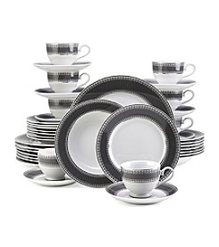 Mikasa® Platinum Crown Slate 40-pc. Dinnerware Set