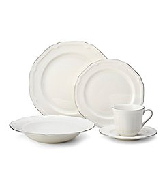 Mikasa® Antique White Platinum China Collection
