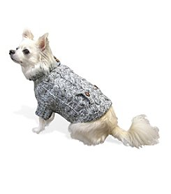 Foufou Dog™ Aspen Knit Sweater