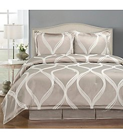 Westgate® Wave 4-pc. Comforter Set