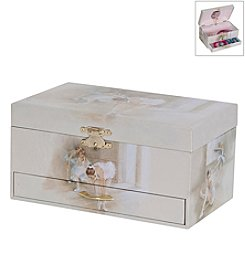 Mele & Co. Marissa Girl's Musical Ballerina Jewelry Box
