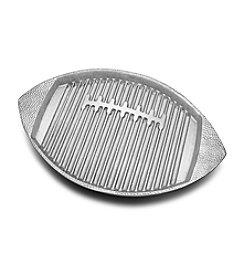 Wilton Armetale® Gourmet™ Grillware Football Griller