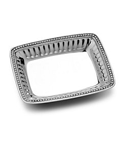 Wilton Armetale® Flutes & Pearls Collection - Bread Tray