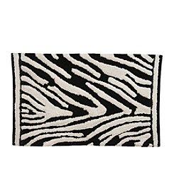 Bacova® Zebra Bath Rug