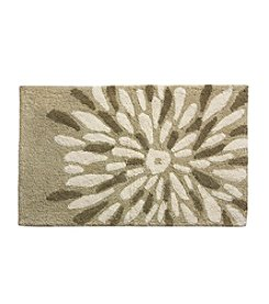 Bacova® Flower Power Bath Rug