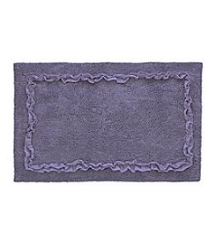 Jessica Simpson Ruffled Bath Rug